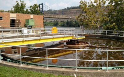 Cattrell Companies Inc. Reaches Mid Point In Waste Water Treatment Plant Renovation
