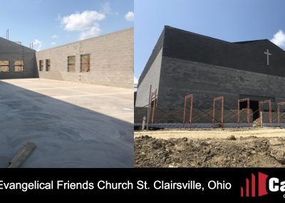 EAST RICHLAND EVANGELICAL FRIENDS CHURCH