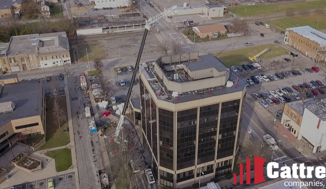 Cattrell Companies, Inc. Renovates the Jefferson County Towers Building