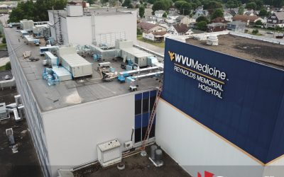 Cattrell Companies, Inc. Renovates Fifth Floor at WVU Medicine Reynolds Memorial Hospital
