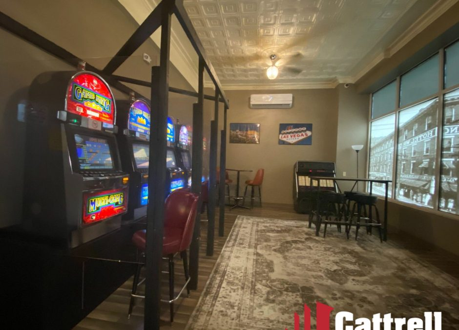 Cattrell Nears Completion of Historic Bridge Tavern Renovation Project